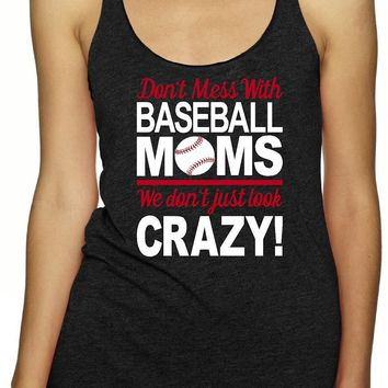 Baseball Mom Shirts, Sports Mom Tank Tops | Our T Shirt Shack
