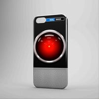 Hal 9000 Hello Dave iPhone Case Samsung Galaxy Case 3D