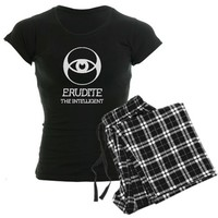 Divergent - Erudite Faction Symbol Pajamas