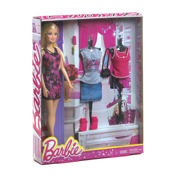 Mattel Barbie Doll Fashion