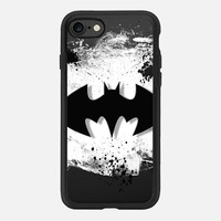 Batman iPhone 7 Capa by Li Zamperini Art | Casetify