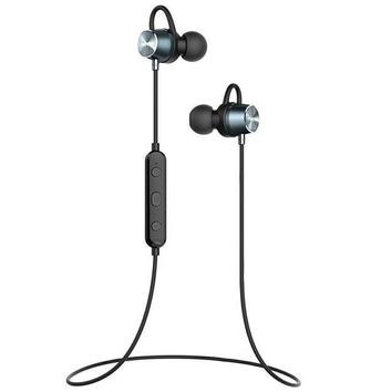 Bluetooth Wireless Earbuds Magnetic IPX7 Waterproof With Mic