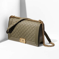 CHANEL Fashion - Boy CHANEL flap bag