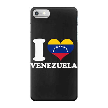 I love Venezuela iPhone 7 Case