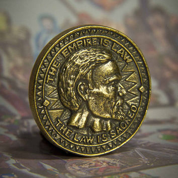 Septim Coin : Elder Scrolls Inspired Skyrim / imperial Septim