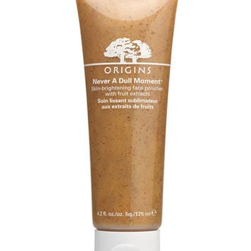 Origins Never a Dull Moment Skin-Brightening Face Polisher, 4.2 fl. oz. - Skin Care - Beauty - Macy's