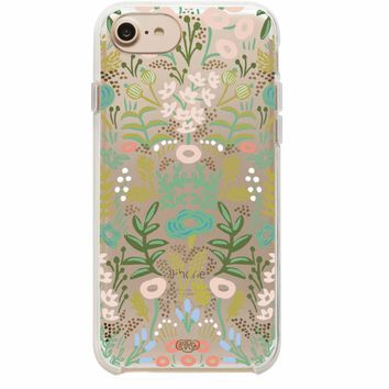 Clear Tapestry Protective iPhone Case