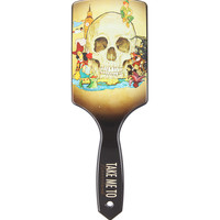 Disney Peter Pan Neverland Hair Brush