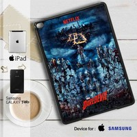 "Marvel Daredevil iPad 2 3 4 iPad Mini 1 2 3 4 iPad Air 1 2 | Samsung Galaxy Tab 10.1"" Tab 2 7"" Tab 3 7"" Tab 3 8"" Tab 4 7"" Case"