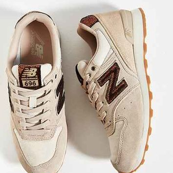 New Balance 696 Luxury Running Sneaker - Urban Outfitters