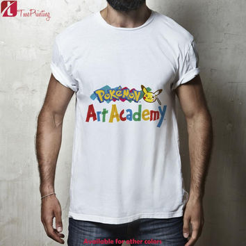 Pokemon Art Academy for Men T-Shirt, Women T-Shirt, Unisex T-Shirt