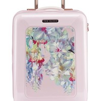 Ted Baker London 'Small Hanging Gardens' Four Wheel Suitcase (22 Inch) | Nordstrom