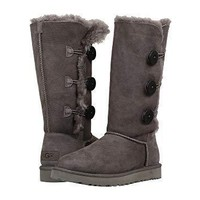 Ugg Women Male Fashion Wool Snow Boots-50