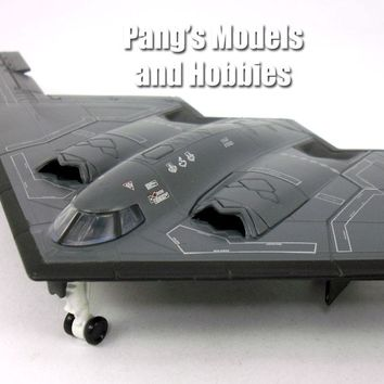 Northrop Grumman B-2 Spirit Stealth Bomber 1/144 - 1/72 Scale Diecast Model by Motor Max