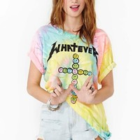 Whatever Tie Dye Tee: NastyGal