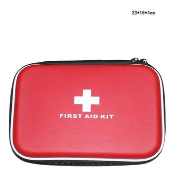 ONETOW Empty Bag for  Emergency Kits Safe  Survival Travel First Aid Kit Outdoor Wilderness Camping Hiking Medical Pack Set