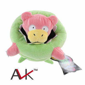 Pokemon Mega Plush Toy Slowbro Stuffed Plush Doll Soft Baby Toy With Tag 23cm