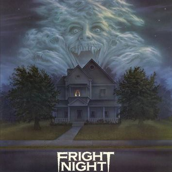 Fright Night 27x40 Movie Poster (1985)
