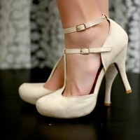 Nude Heel | Love Louise Clothing