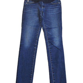 Blue Secret Fit Belly Jeans by AG Jeans