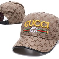 GUCCI Stylish Golf Baseball Cap Hat 005