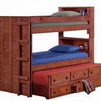 Cass County Bunk Beds for Three