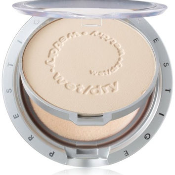 Prestige Cosmetics Multitask Wet and dry Powder Foundation, Wheat, 0.35 Ounce