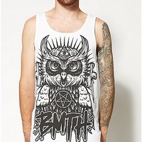 BMTH Owl Tank Top - Spencer's