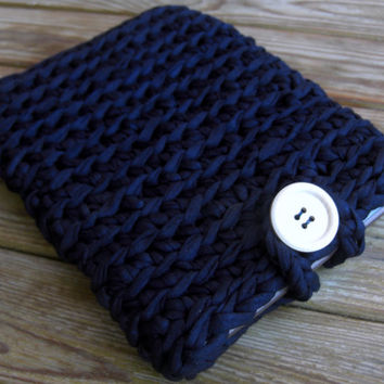 Tshirt yarn tablet case, Tshirt yarn ipad case, Tshirt yarn kindle case, Cotton tablet case, Cotton Ipad Case, Cotton Kindle Case.
