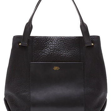 Vince Camuto Maron Leather Tote