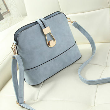 Soft Shell Shoulder Bag