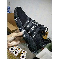 Adidas GUCCI LV NMD ashion casual shoes