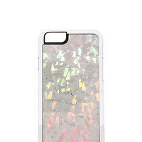 ZERO GRAVITY Andromeda IPhone 6 Case in Metallic Silver