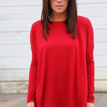 Holiday Red Piko