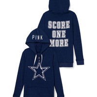 Dallas Cowboys Full-Zip Hoodie