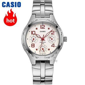 Casio watch Fashion casual quartz waterproof ladies watch LTP-2064A-4A LTP-2064A-7A2 LTP-2064A-7A3