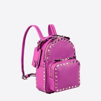 Valentino Online Boutique - Valentino Women Rockstud Small Backpack