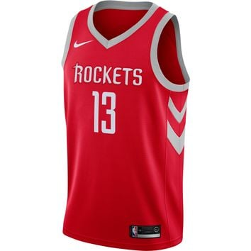 Nike Icon Swingman NBA Jersey - Houston Rockets - James Harden