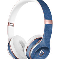 Deep Blue Sea Fabric Full-Body Skin Kit for the Beats by Dre Solo 3 Wireless Headphones