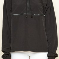 Andrea Windbreaker Jacket - Outerwear - Clothing