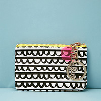 ban.do Frill Print Keychain Pouch