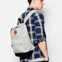 ASOS Backpack with Front Pocket