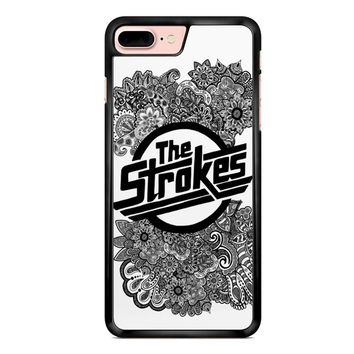 The Strokes Zentangle Logo iPhone 7 Plus Case