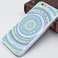art iphone 6 plus case,geometrical floral iphone 6 case,blue floral iphone 5s case,beautiful floral iphone 5c case,idea iphone 5 case,birthday present iphone 4s case,art floral iphone 4 case