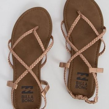 BILLABONG BRAIDED SANDAL