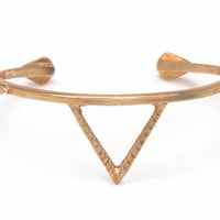 Bing Bang NYC - Textured Hex Cuff