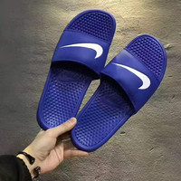 NIKE BENASSL DUO DUTRA Casual Fashion Man Sandal Slipper Shoes H-PSXY