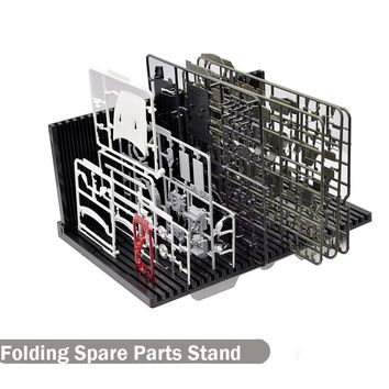 Model Spare  Folding  Parts Shelf Parts Storage  Models  Tools Accessory