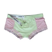 FOXERS -  Mint Green Boxer Brief