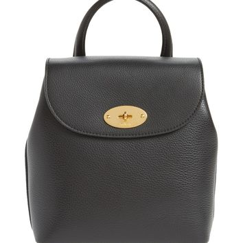 Mulberry Mini Bayswater Calfskin Leather Convertible Backpack | Nordstrom